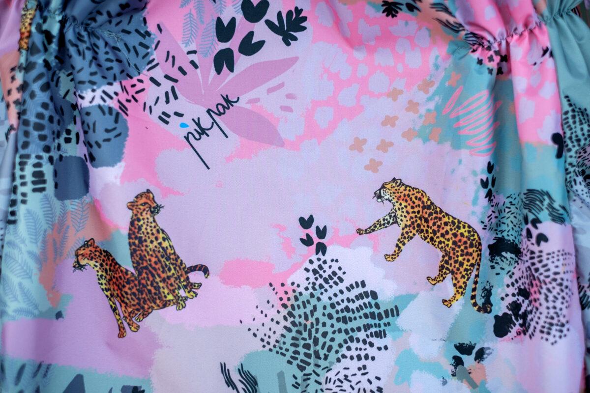 JAUNUMS! Ratu lietus plēve: Gepardi
